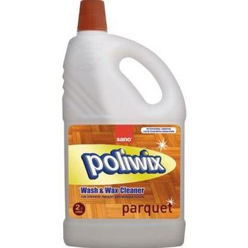 SANO Poiliwix Parquet Универсальное средство для мытья и защиты полов, 1 л