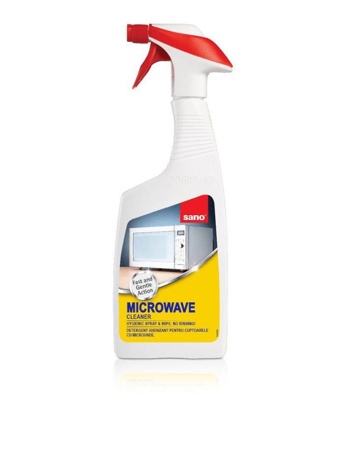 SANO Microwave Cleaner Чистящее средство для микроволновых печей, 750 мл