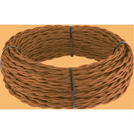 Ретро кабель витой 2х1,5 (медный)