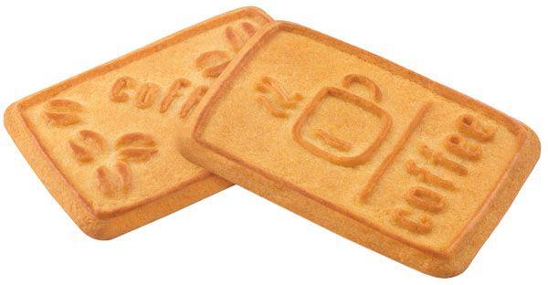 Печенье К кофе со вкусом пломбира 1кг. Яшкино