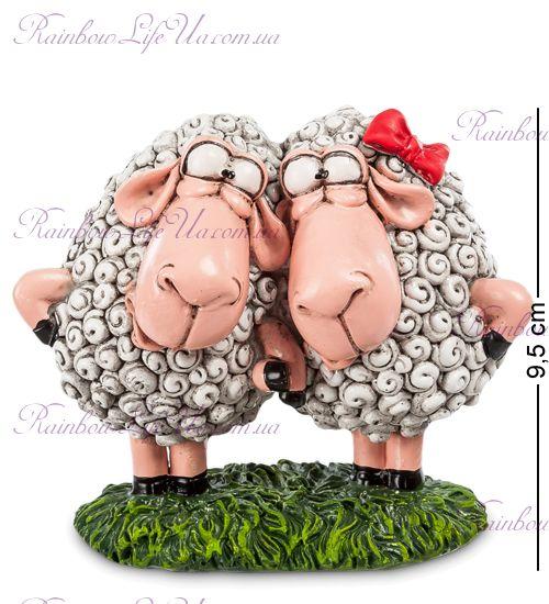 "Фигурка овцы пара вместе навсегда ""W.Stratford"""