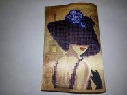ЮМА ЮМА-Д 38 Обложка на Паспорт схема для вышивки бисером купить оптом в магазине Золотая Игла - вышивка бисером
