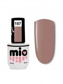 MIO гель-лак для ногтей 197, 10 ml