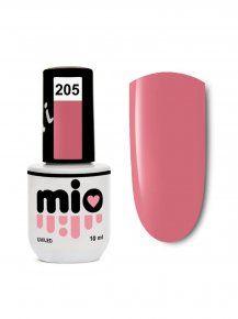 MIO гель-лак для ногтей 205, 10 ml