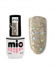 MIO гель-лак для ногтей 213, 10 ml