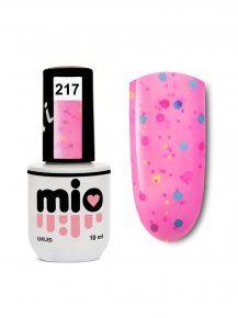 MIO гель-лак для ногтей 217, 10 ml
