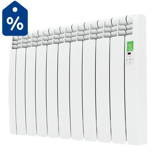 Радиатор электрический Rointe D Series белый 1500 Вт