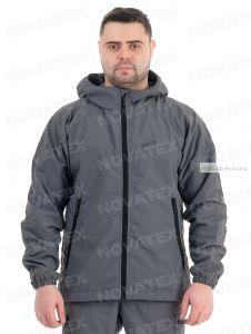 Куртка Novatex PAYER ГУДЗОН (нейлон,графит)