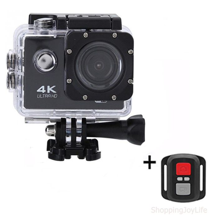 Экшн Камера Action Camera AUTHENTIC H9 4K с пультом ДУ