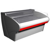 Витрина холодильная Полюс Bavaria G110 VM 1,25-2 (ВХСо-1,25ш Carboma G110 (динамика))