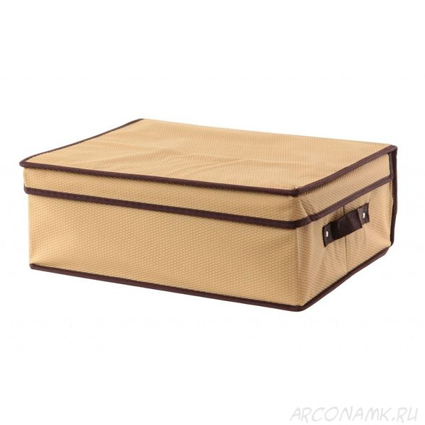 Складной кофр с жёстким каркасом для хранения вещей, Размер: 28х30х15,5 см
