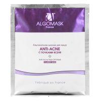 Альгинатная маска anti-acne (восстанавливающая) ALGOMASK, саше 25 г