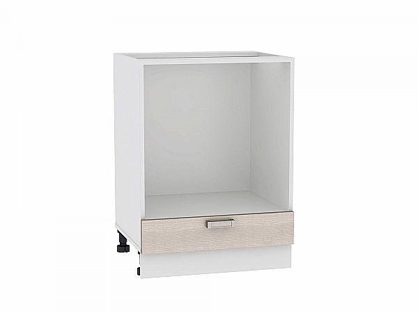 Шкаф нижний под духовку Лофт НД600 (Cappuccino Veralinga)
