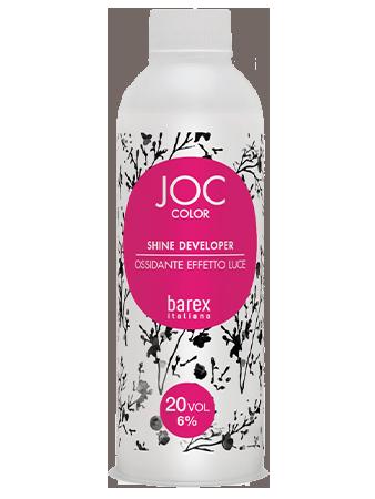 Barex JOC Оксигент с эффектом блеска 6% (новый дизайн)