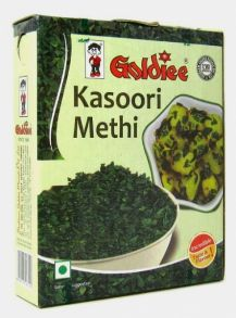 Чанда Листья пажитника,100 гр. Chanda Kasuri methi Goldiee