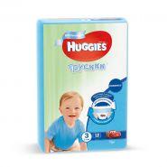 Huggies для мальчиков 3 M58