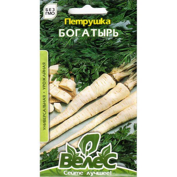 """Богатырь"" (3 г) от ТМ ""Велес"""