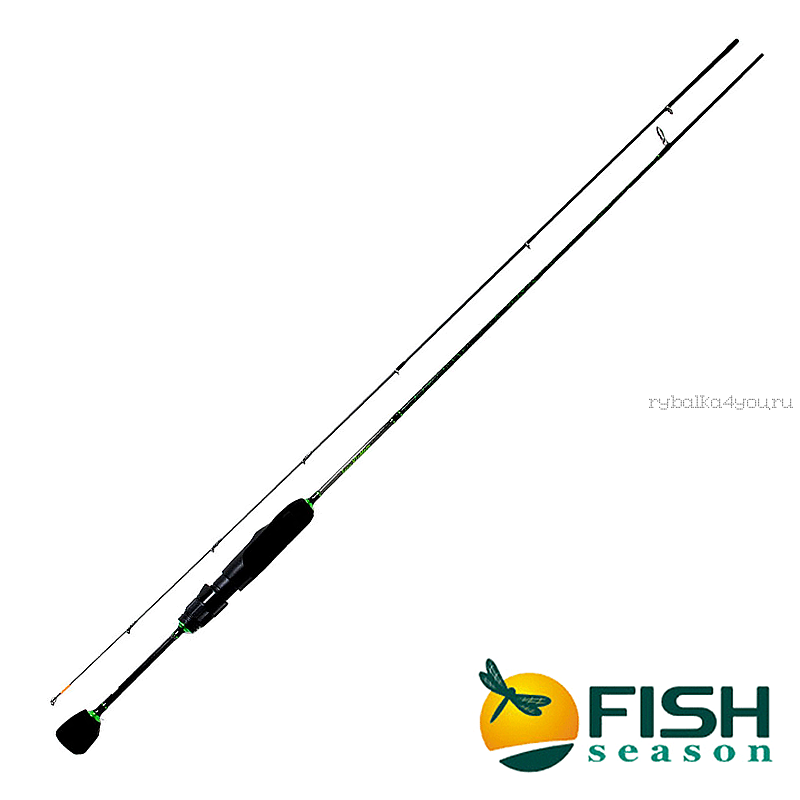 Спиннинг Fish Season Fario Trout Area FNTA662UL 1,98 м / тест 2 - 7 гр