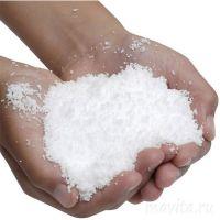 Искусственный снег Ледяная крошка, 100 гр.