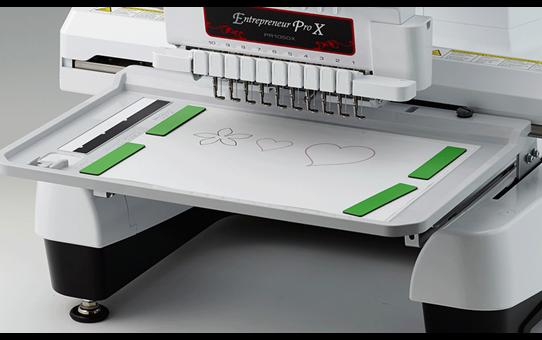 Комплект пялец для сканирования арт. PRSCANFKIT1
