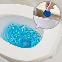 Чистящие таблетки для сливного бачка унитаза Blue Bubble (4)
