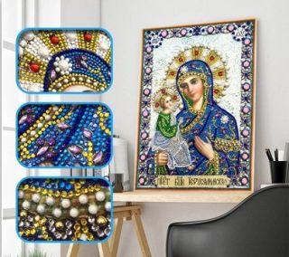 Икона Божией Матери Иерусалимская
