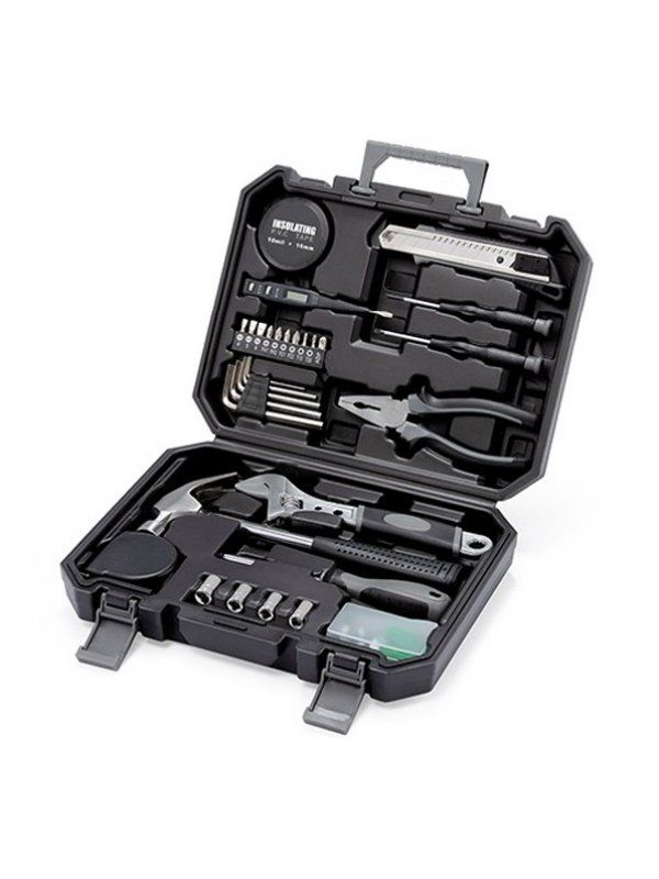 Набор инструментов Xiaomi Jiuxun tools  60-in-one Daily Life Kit (60 предм.)