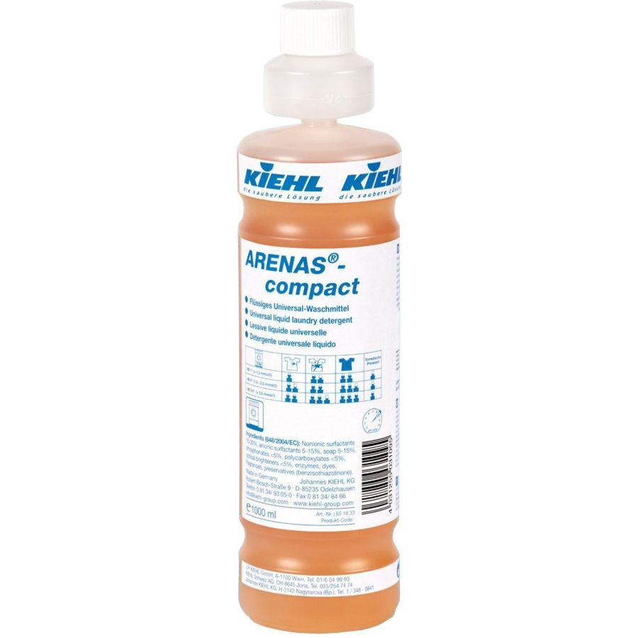 Kiehl Arenas-compact Жидкое средство для стирки белья, 1л