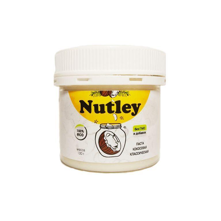 Кокосовая паста Nutley классическая, 130г