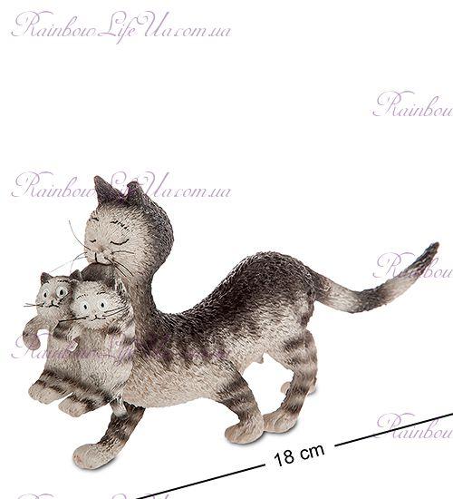 "Фигурка кошка с котятами ""Mum and her babies. Parastone"""