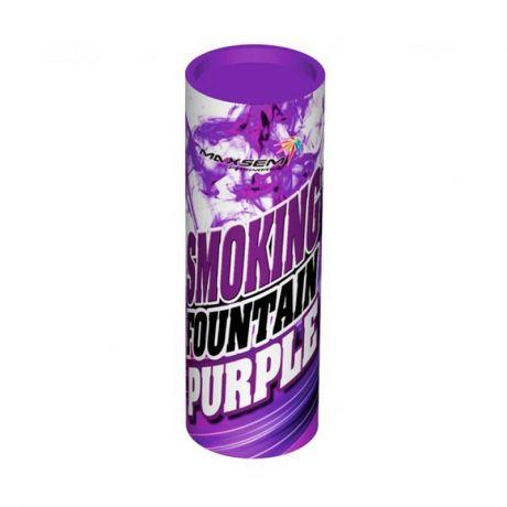 Цветной Дым SMOKING FOUNTAIN Фиолетовый