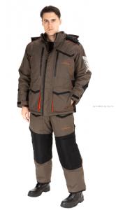Костюм Huntsman Siberia цвет: Хаки / ткань: Breathable