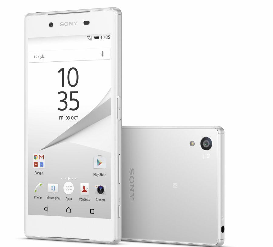 Смартфон Sony Xperia Z5 Compact (E5823) White