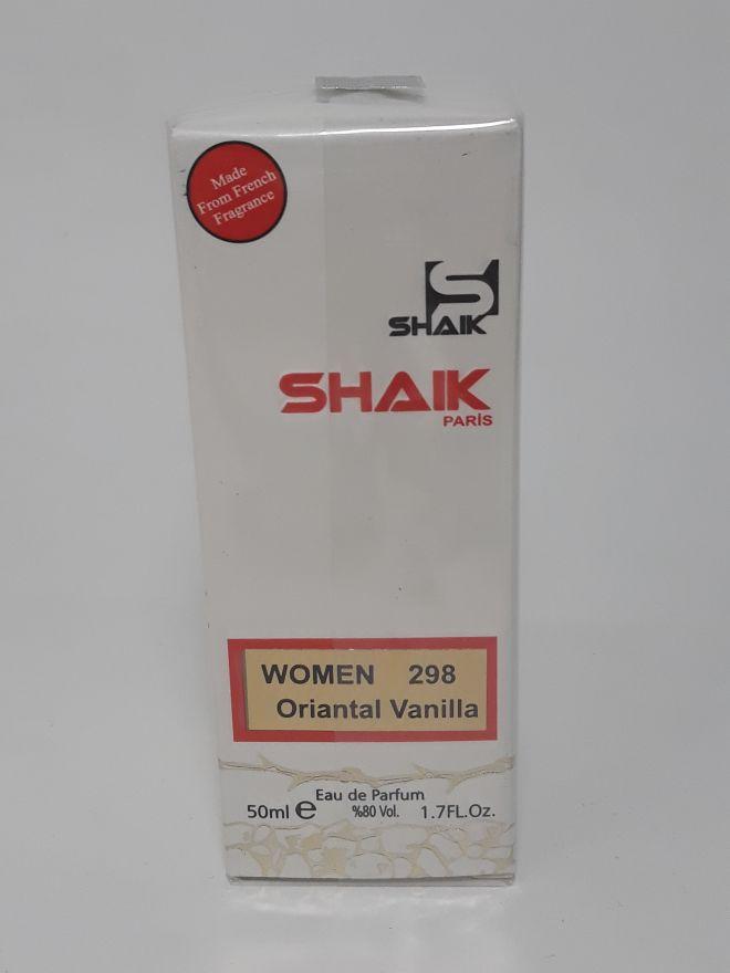 """SHAIK W 298 (""""Oriantal Vanilla"""")"""