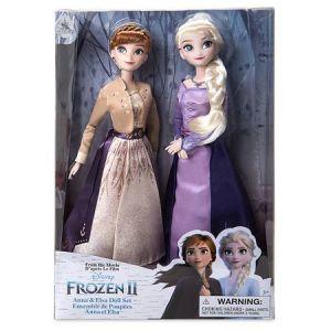Анна и Эльза набор кукол Frozen 2 Дисней