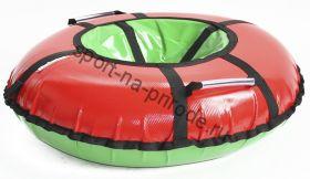 Тюбинг Hubster Ринг Pro красный-зеленый 80 см