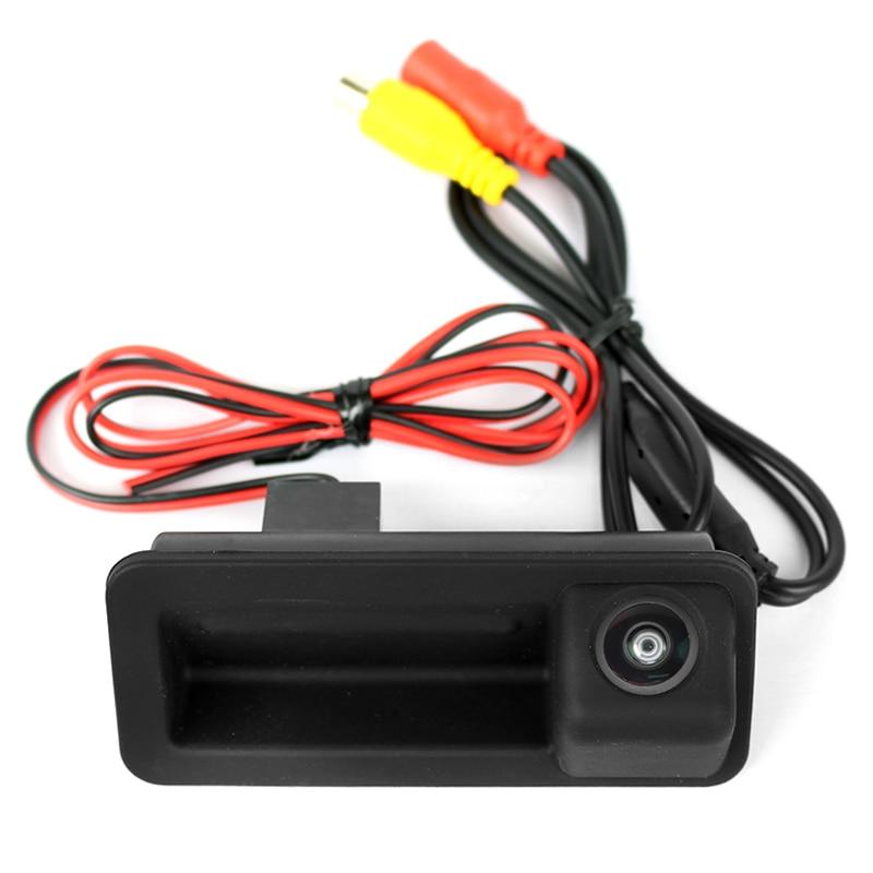 Камера заднего вида Форд S-Max в ручку багажника