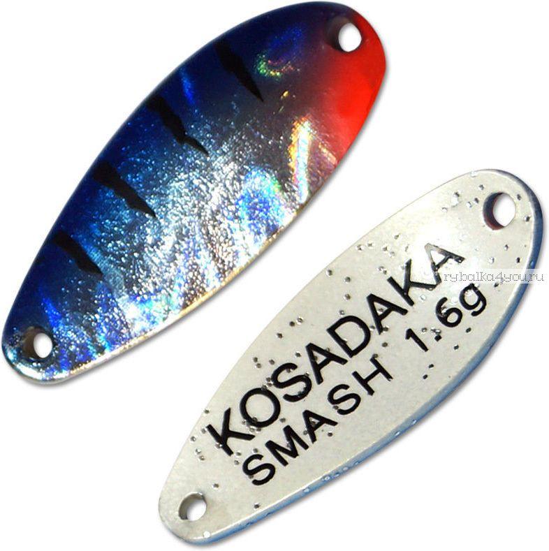 Блесна колебалка Kosadaka Trout Police Smash 1,6 гр / 27 мм / цвет: AC03