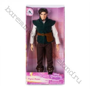 кукла Флинн Райдер из Рапунцель 30 см