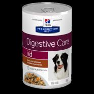 Hill's PD Canine i/d Диетические консервы для собак при заболеваниях ЖКТ (Рагу), 354 гр