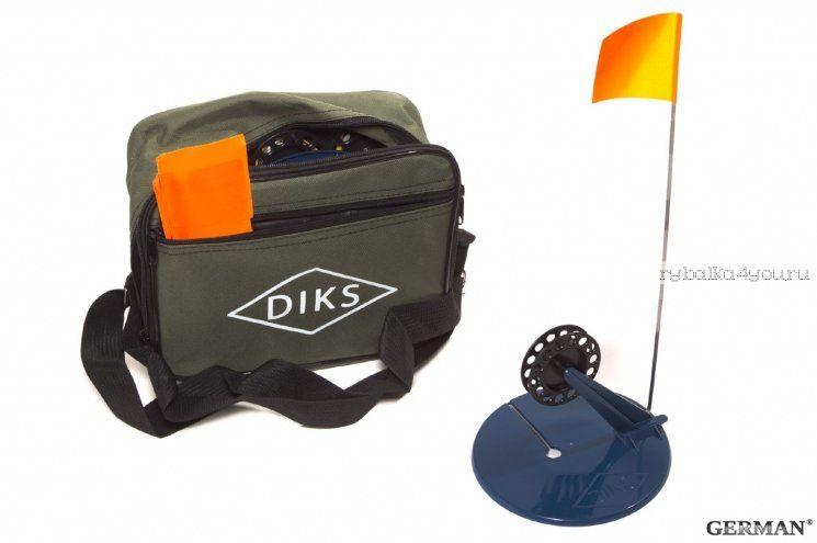 Жерлица в сумке German неоснащенная малая ДИКС-2 (6 шт)