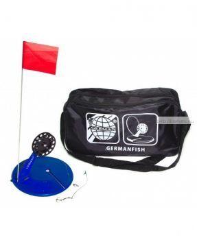 Жерлица в сумке German оснащенная большая (10 шт) сумка черная