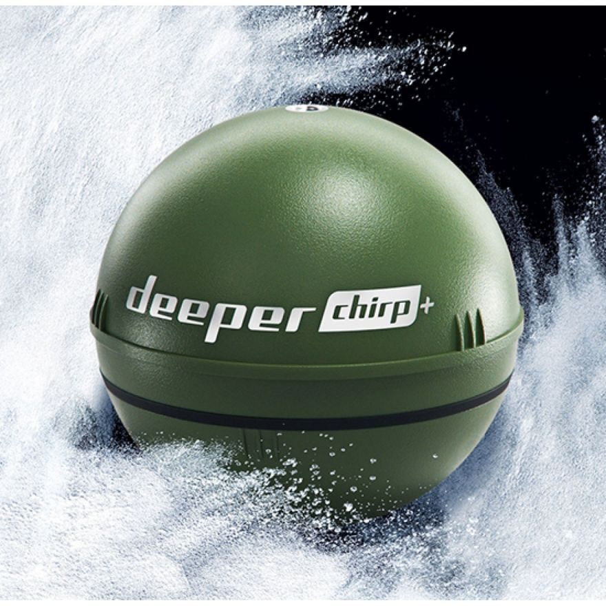 Эхолот беспроводной Deeper Smart Sonar CHIRP+