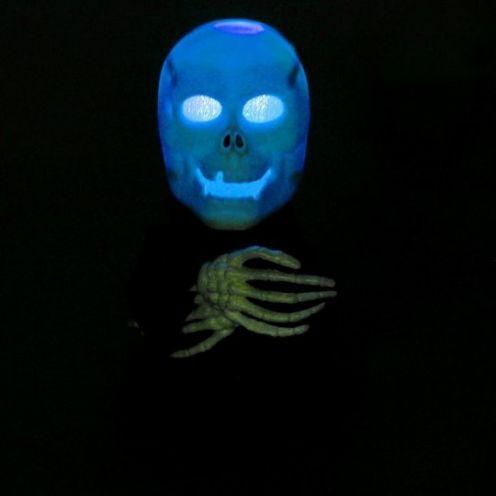 Скелет - повторюшка