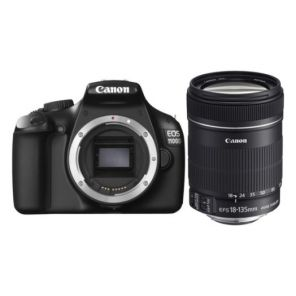 Canon EOS 1100D Kit 18-135mm IS