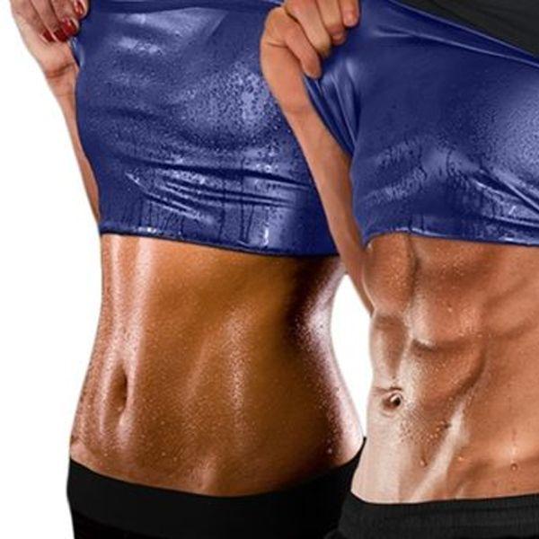 Майка для похудения Sweat Shaper, Размер: L