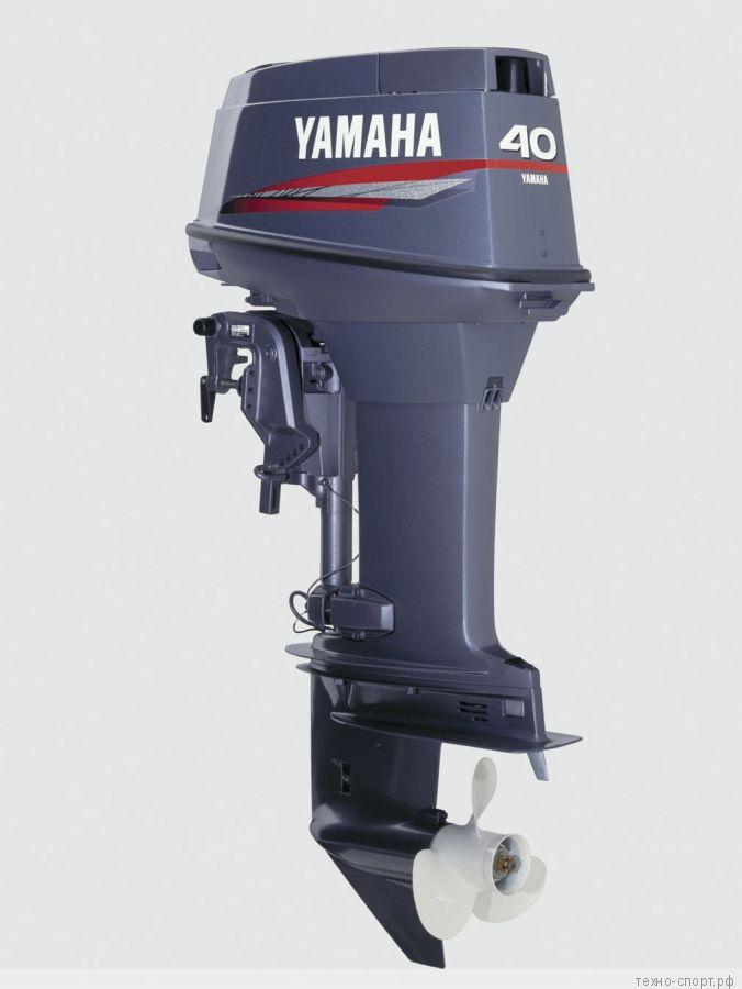 Лодочный мотор Yamaha 40 VEOS 2х-тактный