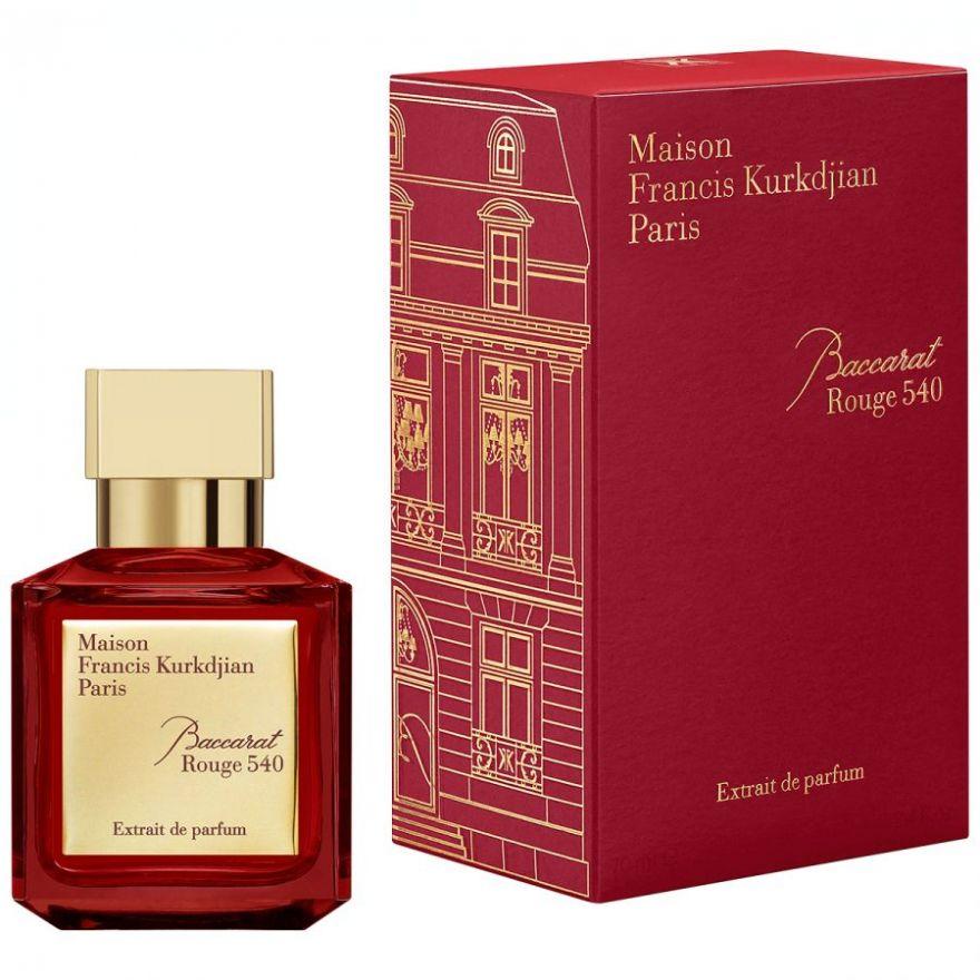 "Maison Francis Kurkdjian ""Baccarat Rouge 540 Extrait De Parfum"" 70 мл (унисекс)"