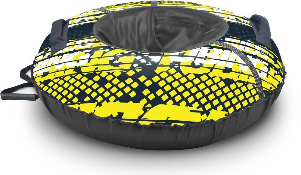 Тюбинг принтованный ТБ2К-85 (диаметр чехла 920 мм) желтый