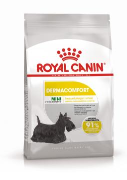 Роял Канин Мини Дермакомфорт для собак (Mini Dermacomfort)